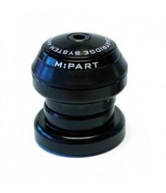 Dirección M-Part Comp 1-1/8 inch negro