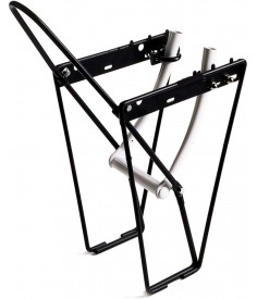 M-Part FLRB front low rider rack with mounting brackets and