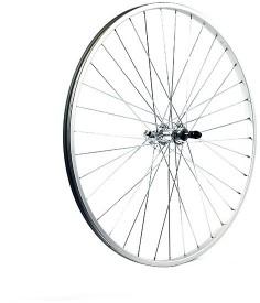 Rueda M-Part 700C x 19 mm solid axle fo multi freewheel 135 mm