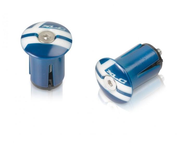 XLC topes manillar GR-X02 azul