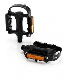 XLC pedal con jaula metálica PD-M01