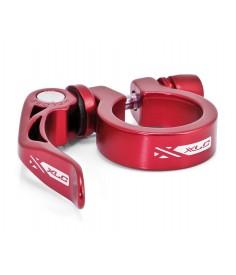 XLC abrazadera tija PC-L04 rojo