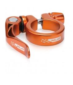 XLC abrazadera tija PC-L04 naranja