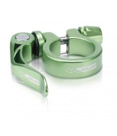 XLC abrazadera tija PC-L04 verde