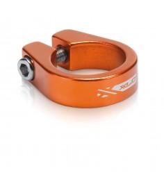 XLC abrazadera tija PC-B05 naranja
