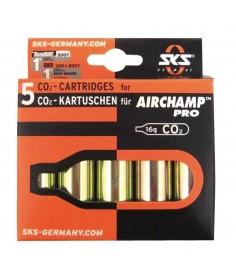 Cartucho recambio SKS AirChampPro|5 cartuchos