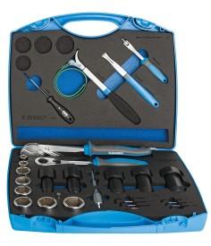 Set de reparación Unior para horquillas|27-piezas