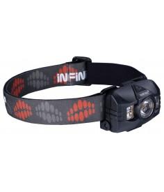 Luz para la frente Infini Hawk 100|negro