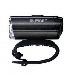 Lámpara p. casco Infini I-281P Tron 300 negro