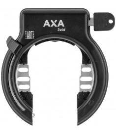 Antirrobo cuadro Axa Solid XL negro|Fijación al cuadro