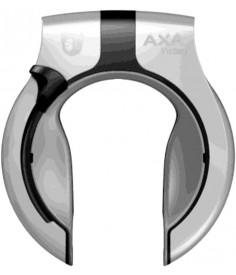 Antirrobo Axa Victory gris/negro|Fijación al cuadro