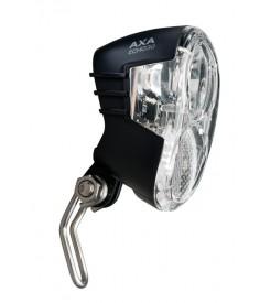 Faro AXA Echo 30|para buje-dinamo con soporte y cable