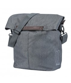 Bolsa Shopper Basil City|grey/melee