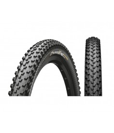 "Cub. Conti Cross King 2.2 Race Sp. pleg.|26x2.20"" 55-559 negro/negro Skin"