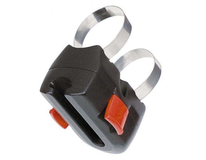 Adaptador cuadro Klickfix negro