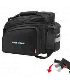 Bolsa portaequipaje Rackpack 2 Plus|negro