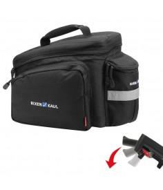 Bolsa portaequipaje Rackpack 2 +clip uni|negro 24x23x35cm 10 L