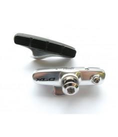XLC zapatas Cartridge Road BR-R02|2500 mm negro