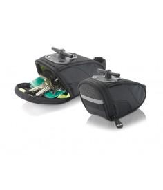 XLC bolsa sillín BA-S44|negro/antracita T. M