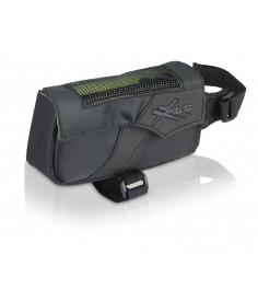 XLC bolsa tubo horizontal BA-S60|negro/antracita