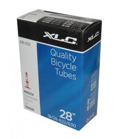 XLC cámara 281-S40|700x18/25C 18/25-622/630 SV 32 mm
