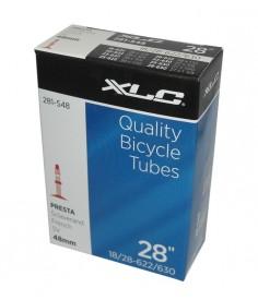 XLC cámara 281-S48|700x18/25C 18/25-622/630 SV 48 mm