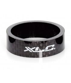 XLC A-Head Spacer|negro 10 mm