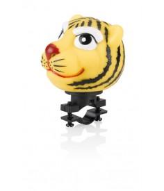 XLC Bocina para niños tigre|para fijación al manillar