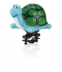 XLC Bocina para niños tortuga|para fijación al manillar