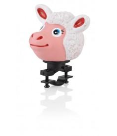 XLC Bocina para niños oveja|para fijación al manillar