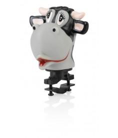 XLC Bocina para niños vaca|para fijación al manillar