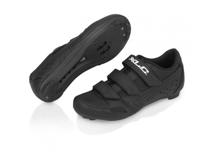 XLC Zapatillas Road CB-R04|negra T. 47