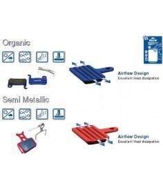 Pastillas semi-metálicas IceStop AirFlow RX / The ONE / R1