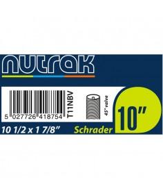 """Cámara Nutrak 10 1/2 x 1 7/8"""" Schrader"""