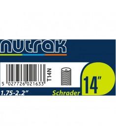 "Cámara Nutrak 14"" 1.75-2.125 Schrader"