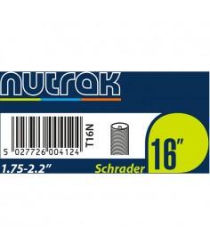 "Cámara Nutrak 16"" 1.75-2.125 Schrader"