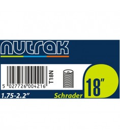 "Cámara Nutrak 18"" 1.75-2.125 Schrader"