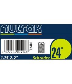 "Cámara Nutrak 24"" 1.75-2.125 Schrader"