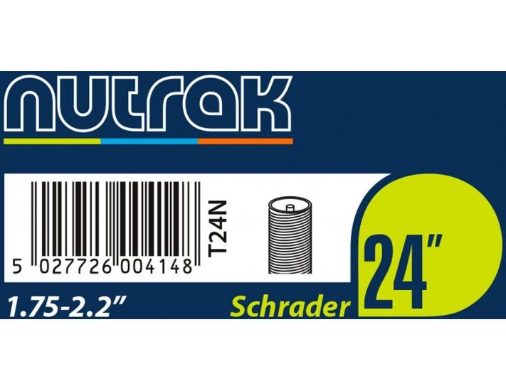 """Nutrak 24"""" 1.75-2.125 Schrader"""