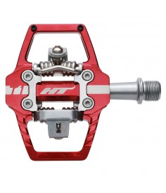 HT T1 ENDURO PEDALS RED