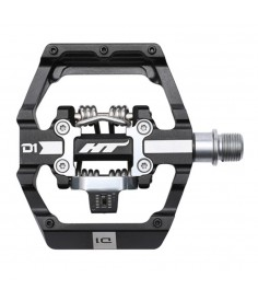 HT D1 DUO PEDALS BLACK