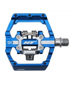 HT D1 DUO PEDALS ROYAL BLUE