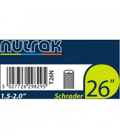 "Cámara Nutrak 26"" 1.5-2.0 Schrader"