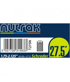 "Cámara Nutrak 27.5"" 1.75-2.125 Schrader"