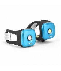 KNOG BLINDER 1 LED LIGHT TWINPACK BLUE