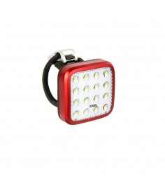KNOG BLINDER MOB KID GRID FRONT LIGHT RED