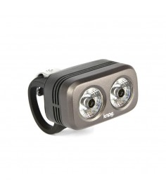 KNOG BLINDER ROAD 2 FRONT LIGHT GUNMETAL