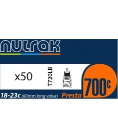 Cámara Nutrak 700 x 18 23C (caja de 50)