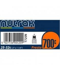 """Cámara Nutrak 700 x 25 32C (27 x 1-1/4"""")"""