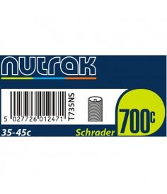 Cámara Nutrak 700 x 35 45C Schrader